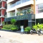 front of Pattaya Heights Condo as deceased estate for sale