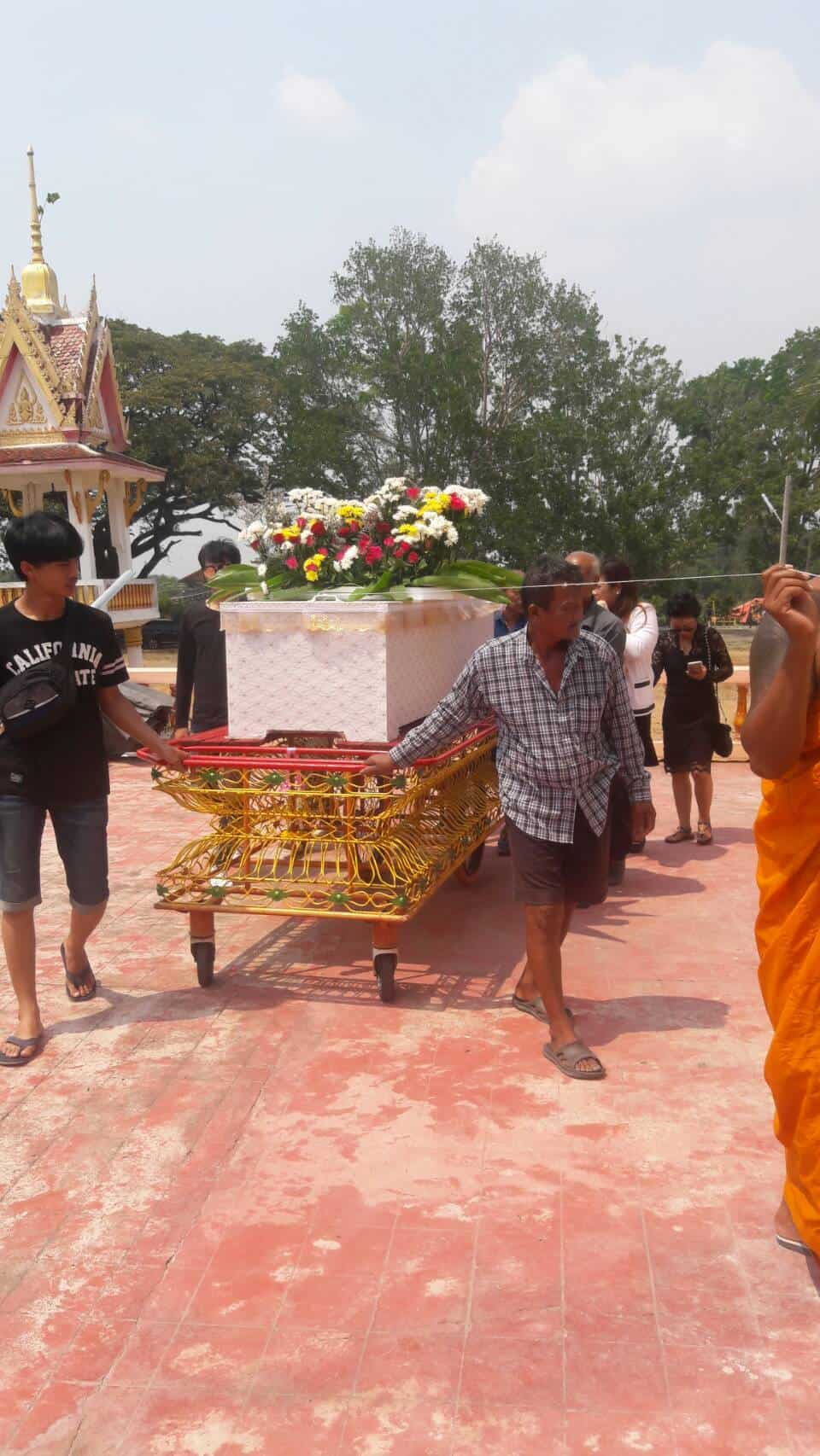 Thai888 Law Funeral Co Allison Monkhouse Thailand